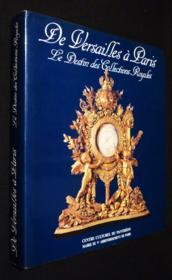 De Versailles A Paris - Couverture - Format classique