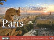 Vente livre :  Paris ; portrait of the magic city in 100 significant photos and text  - Sylvain Sonnet