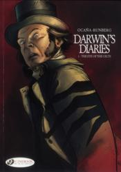 Vente livre :  Darwin's diaries t.1 ; the eye of the celts  - Eduardo Ocana - Sylvain Runberg