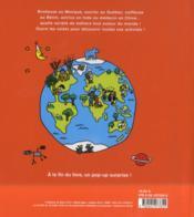 Mes métiers du monde - 4ème de couverture - Format classique