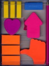 Winbox . mon coaching + post-it & crayon fluo - 4ème de couverture - Format classique