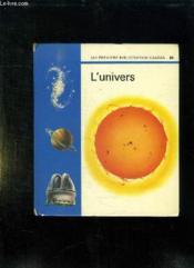 L Univers. - Couverture - Format classique