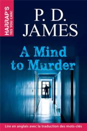 Vente livre :  A mind to murder  - Phyllis Dorothy James