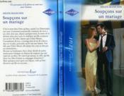 Soupcons Sur Un Mariage - A Passionate Surrender - Couverture - Format classique