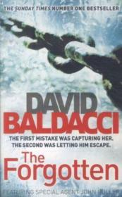 Vente livre :  THE FORGOTTEN  - David Baldacci