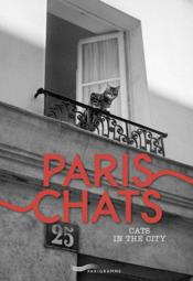 Vente livre :  Paris chats  - Collectif