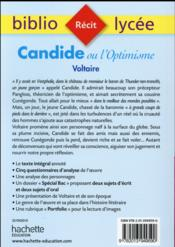 Commentaires du cours edition int  grale v    Youscribe Comparaison du chapitre I et XXX  Candide  Voltaire