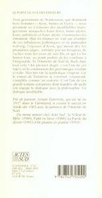 L'Oratorio De Noel (Nouvelle Edition) - 4ème de couverture - Format classique