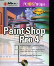 Paint Shop Pro 4 - Couverture - Format classique