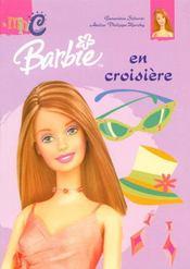 Barbie en croisiere - Couverture - Format classique