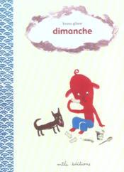 Dimanche - Couverture - Format classique
