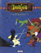 Donjon potron-minet t.99 ; la chemise de la nuit - Intérieur - Format classique