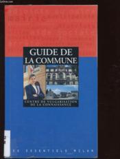 La commune - Couverture - Format classique
