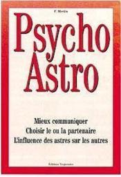 Psycho-Astro - Couverture - Format classique