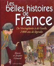Les Belles Histoires De France - Intérieur - Format classique