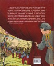 Les Belles Histoires De France - 4ème de couverture - Format classique