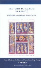 Lectures Du <I>Gil Blas</I> De Lesage - Intérieur - Format classique