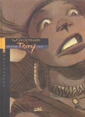 Les conquérants de Troy t.1 ; exil fantôme - Intérieur - Format classique