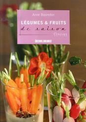 Légumes et fruits de saison - Intérieur - Format classique