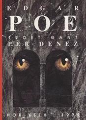 Edgar Poe ; troet gant per denez - Couverture - Format classique