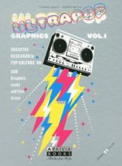 Ultra Pop Graphics Vol.1.Creative Research In Pop Culture'80250 Graphics Ready And Free To Use.Dvd I  - Sguera Vincenzo