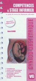 Competences Et Stage Infirmier Gynecologie Obstetrique - Couverture - Format classique