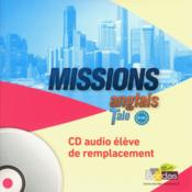 Missions ; Mission ; Cd De Remplacement - Couverture - Format classique