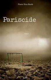 Pariscide - Couverture - Format classique