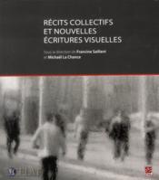 Recits Collectifs Et Nouvelles Ecritures Visuelles - Couverture - Format classique