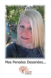 Mes Pensees Dessinees... - Couverture - Format classique
