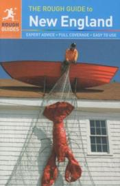 The Rough Guide to New England - Couverture - Format classique