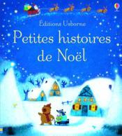 Petites histoires de Noël - Couverture - Format classique