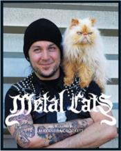 Vente livre :  Metal cats  - Crockett Alexandra
