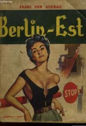 Berlin-Est - Couverture - Format classique