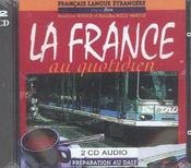 Vente livre :  France au quotidien 2cd audio  - Rolle-Harold