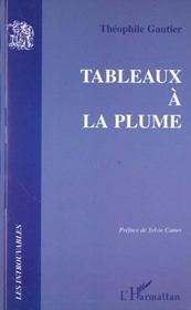 Tableaux A La Plume - Intérieur - Format classique