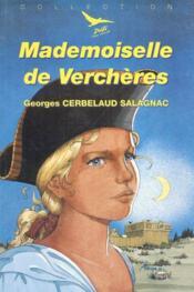 Mademoiselle de vercheres - defi n 10 - Couverture - Format classique