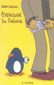 Psychologie Du Pingouin - Intérieur - Format classique