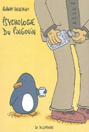 Psychologie Du Pingouin - Couverture - Format classique