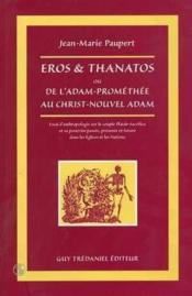 Eros Et Thanatos - Couverture - Format classique