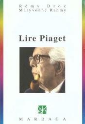 Lire Piaget - Intérieur - Format classique
