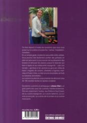 La cuisine à la plancha - 4ème de couverture - Format classique