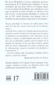 Le Dixieme Ciel - 4ème de couverture - Format classique
