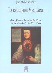 La religieuse mexicaine - Intérieur - Format classique
