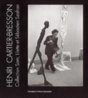 Vente  Henri cartier-bresson - relie - collection sam,lilette,sebastien szafran  - Collectif