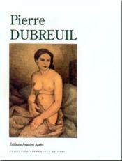 Pierre Dubreuil - Couverture - Format classique