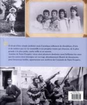 Antoine de Saint Exupéry, histoires d'une vie - 4ème de couverture - Format classique