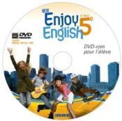 New Enjoy English ; 5ème ; Dvd-Rom Elève De Remplacement - Couverture - Format classique