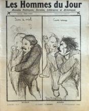 Hommes Du Jour (Les) N°11 du 21/05/1921 - Couverture - Format classique