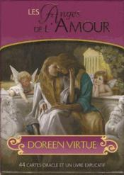 Les anges de l'amour ; coffret - Couverture - Format classique